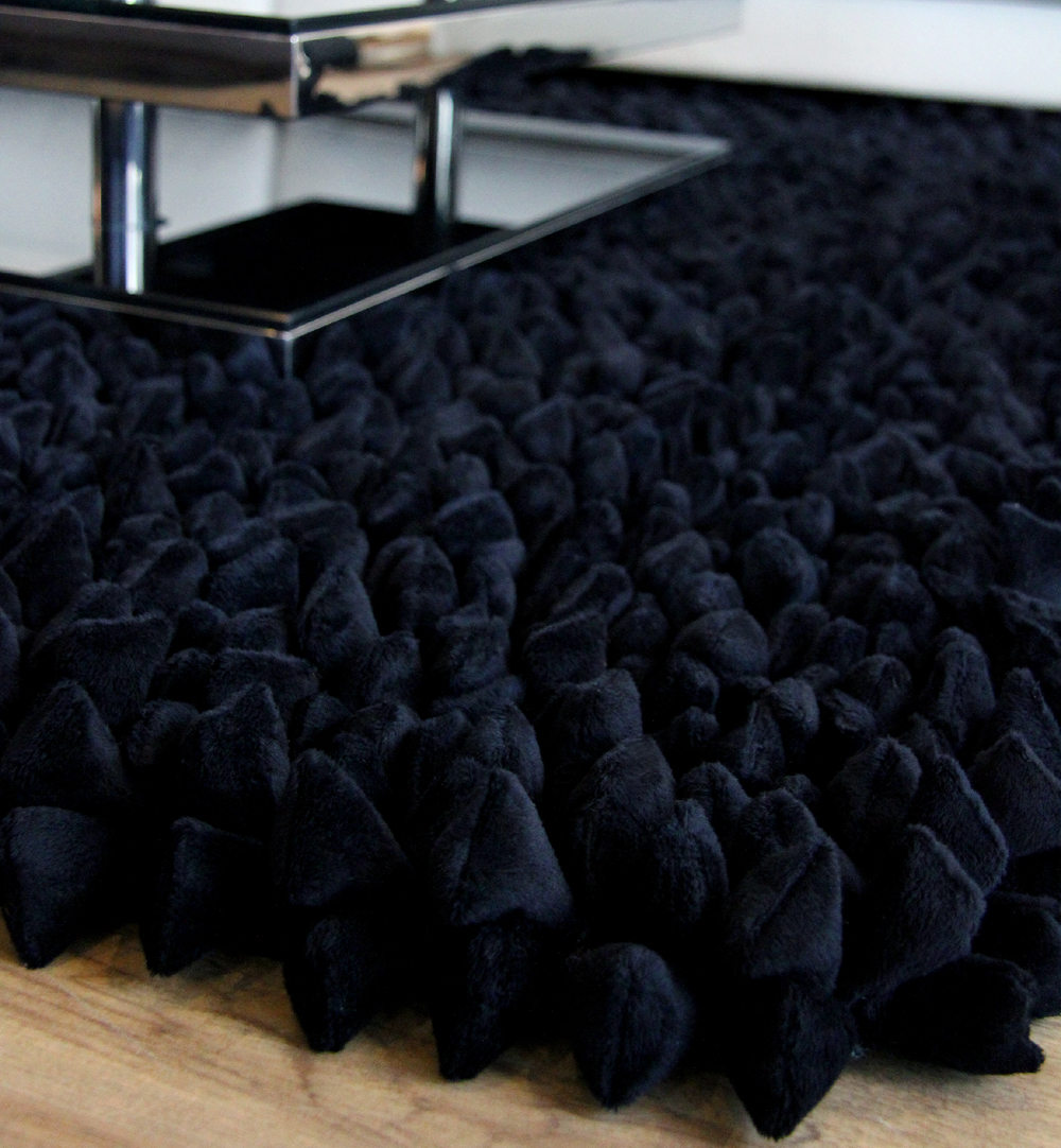Pebble Nero Rug web22