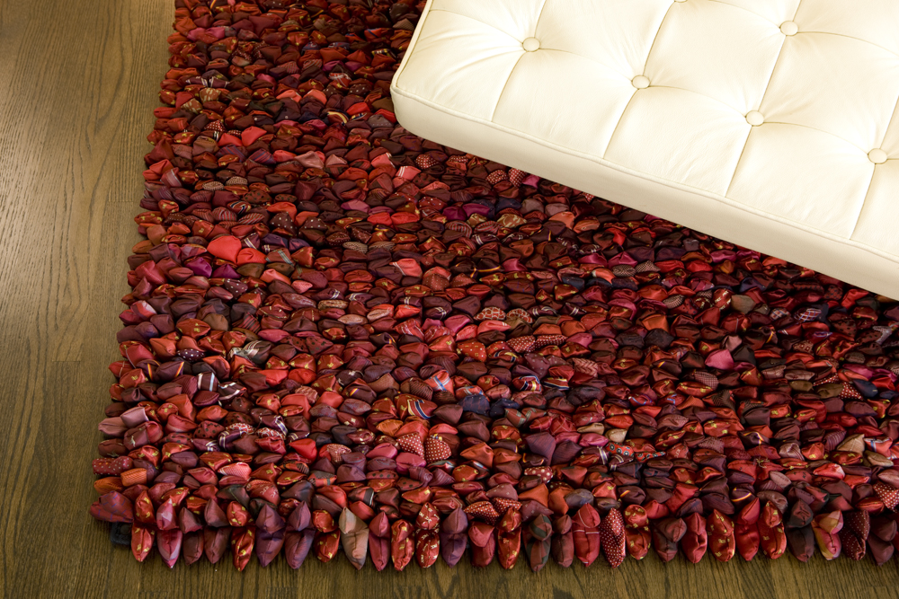 The Executive Red Rug
